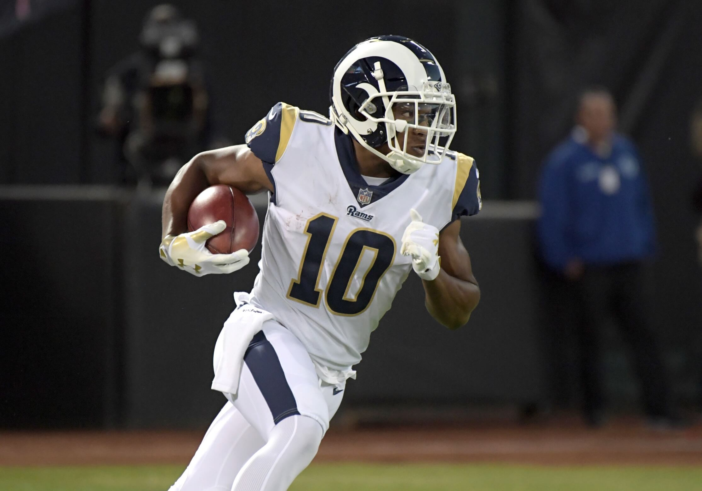 the latest 898ca 8fc10 Rams Place Pharoh Cooper On Injured Reserve, Sign JoJo Natson